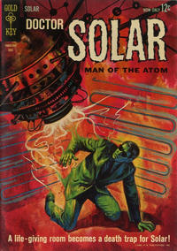 Cover Thumbnail for Doctor Solar, Man of the Atom (Western, 1962 series) #4