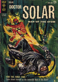 Cover Thumbnail for Doctor Solar, Man of the Atom (Western, 1962 series) #5