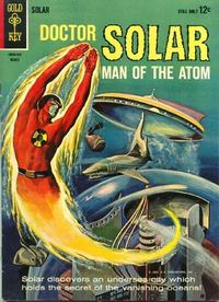 Cover Thumbnail for Doctor Solar, Man of the Atom (Western, 1962 series) #7