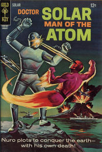 Cover Thumbnail for Doctor Solar, Man of the Atom (Western, 1962 series) #22