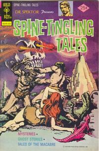 Cover Thumbnail for Dr. Spektor Presents Spine-Tingling Tales (Western, 1975 series) #1