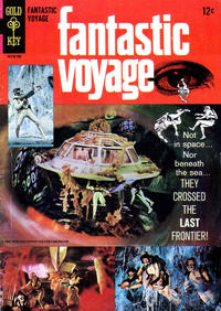 Cover Thumbnail for Fantastic Voyage (Western, 1967 series)