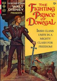 Cover Thumbnail for Walt Disney Presents The Fighting Prince of Donegal (Western, 1967 series) #[nn]