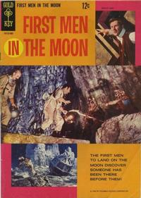 Cover Thumbnail for First Men in the Moon (Western, 1965 series)