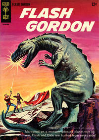 Cover Thumbnail for Flash Gordon (Western, 1965 series) #1