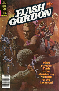 Cover Thumbnail for Flash Gordon (Western, 1978 series) #25 [Gold Key]