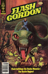 Cover Thumbnail for Flash Gordon (Western, 1978 series) #26 [Gold Key]