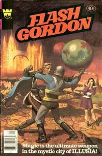 Cover Thumbnail for Flash Gordon (Western, 1978 series) #27 [Whitman]