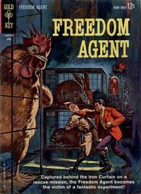 Cover Thumbnail for Freedom Agent (Western, 1963 series) #1