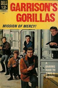 Cover Thumbnail for Garrison's Gorillas (Dell, 1968 series) #3