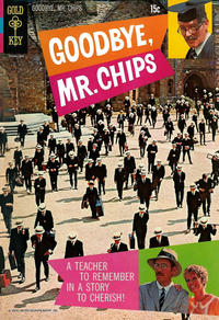 Cover Thumbnail for Goodbye, Mr. Chips (Western, 1970 series) #[nn]
