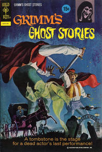 Cover Thumbnail for Grimm's Ghost Stories (Western, 1972 series) #7