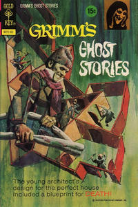 Cover Thumbnail for Grimm's Ghost Stories (Western, 1972 series) #8