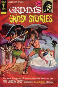 Cover Thumbnail for Grimm's Ghost Stories (Western, 1972 series) #9