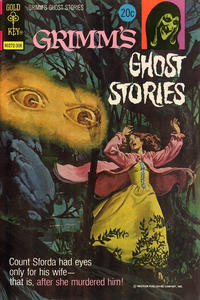 Cover Thumbnail for Grimm's Ghost Stories (Western, 1972 series) #11 [Gold Key]
