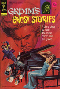 Cover Thumbnail for Grimm's Ghost Stories (Western, 1972 series) #12