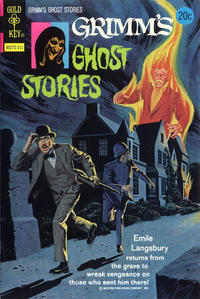 Cover Thumbnail for Grimm's Ghost Stories (Western, 1972 series) #13