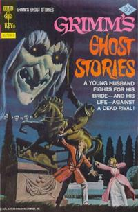 Cover Thumbnail for Grimm's Ghost Stories (Western, 1972 series) #34 [Gold Key Variant]