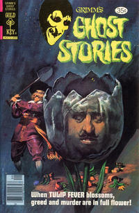 Cover Thumbnail for Grimm's Ghost Stories (Western, 1972 series) #46 [Gold Key Variant]
