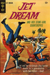 Cover Thumbnail for Jet Dream (Western, 1968 series) #1