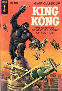 Cover Thumbnail for King Kong (Western, 1968 series)