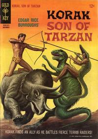 Cover Thumbnail for Edgar Rice Burroughs Korak, Son of Tarzan (Western, 1964 series) #11