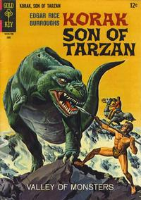 Cover Thumbnail for Edgar Rice Burroughs Korak, Son of Tarzan (Western, 1964 series) #17