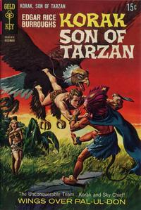 Cover Thumbnail for Edgar Rice Burroughs Korak, Son of Tarzan (Western, 1964 series) #26