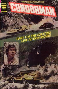 Cover Thumbnail for Walt Disney Condorman (Western, 1981 series) #1