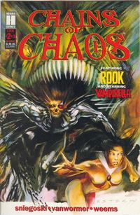 Cover Thumbnail for Chains of Chaos (Harris Comics, 1994 series) #2