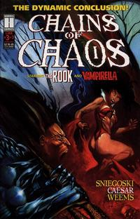 Cover Thumbnail for Chains of Chaos (Harris Comics, 1994 series) #3