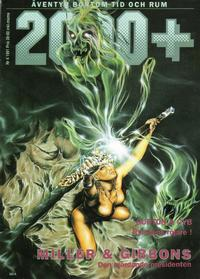 Cover Thumbnail for 2000+ (Epix, 1991 series) #4/1991