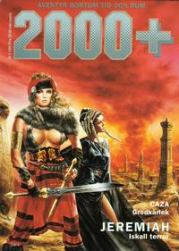 Cover Thumbnail for 2000+ (Epix, 1991 series) #5/1991