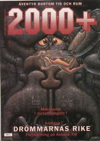 Cover Thumbnail for 2000+ (Epix, 1991 series) #6/1991