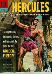 Cover for Four Color (Dell, 1942 series) #1006 - Hercules