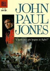 Cover Thumbnail for Four Color (Dell, 1942 series) #1007 - John Paul Jones