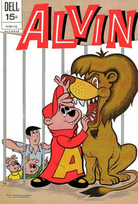 Cover for Alvin (Dell, 1962 series) #22
