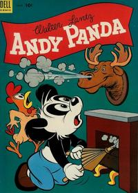 Cover Thumbnail for Walter Lantz Andy Panda (Dell, 1952 series) #22