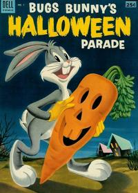 Cover Thumbnail for Bugs Bunny's Halloween Parade (Dell, 1953 series) #1