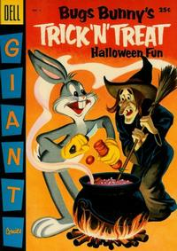 Cover Thumbnail for Bugs Bunny's Trick 'n' Treat Halloween Fun (Dell, 1955 series) #3