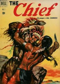 Cover Thumbnail for The Chief (Dell, 1951 series) #2