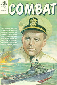 Cover Thumbnail for Combat (Dell, 1961 series) #30