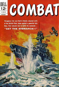 Cover Thumbnail for Combat (Dell, 1961 series) #27