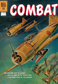 Cover Thumbnail for Combat (Dell, 1961 series) #28
