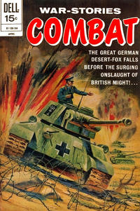 Cover Thumbnail for Combat (Dell, 1961 series) #31