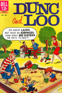 Cover Thumbnail for Dunc and Loo (Dell, 1962 series) #5