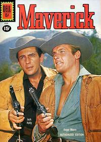 Cover Thumbnail for Maverick (Dell, 1959 series) #15