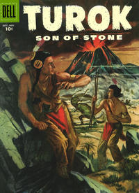 Cover Thumbnail for Turok, Son of Stone (Dell, 1956 series) #5