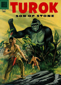 Cover Thumbnail for Turok, Son of Stone (Dell, 1956 series) #6