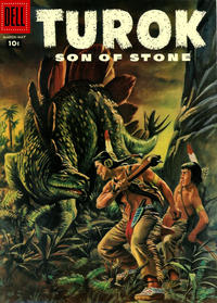 Cover Thumbnail for Turok, Son of Stone (Dell, 1956 series) #7